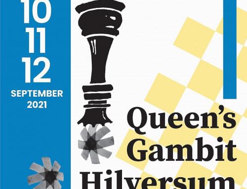 Queen's Gambit Hilversum 10-11-12 september